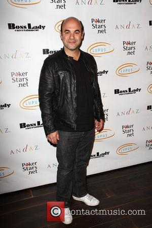 Ian Gomez Lupus LA Raises Awareness with 'Get Lucky for Lupus' held At The Andaz Hotel West Hollywood, California -...