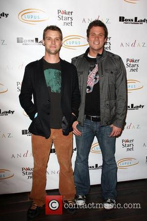 Jesse Spencer and Bob Guiney Lupus LA Raises Awareness with 'Get Lucky for Lupus' held At The Andaz Hotel West...