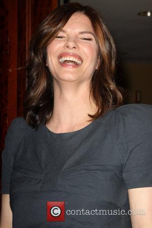 Jeanne Tripplehorn 2010 Crystal + Lucy Awards: A New Era held at the Hyatt Regency Century Plaza - inside Century...