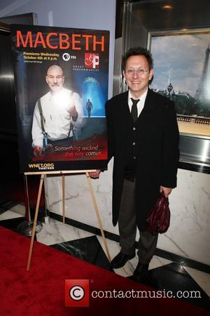 Michael Emerson  World Premiere Screening Of 'Macbeth' at The Paris Theatre - Arrivals New York City, USA - 04.10.10