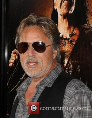 Don Johnson attending the LA premiere of 'Machete' held at The Orpheum Theatre Los Angeles, USA - 25.08.10