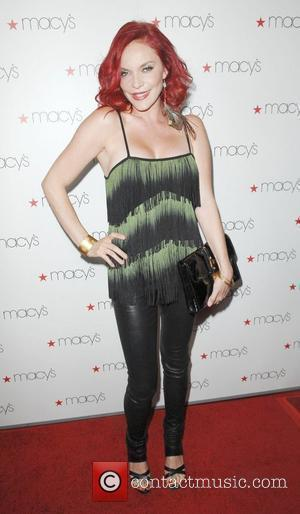 Carmit Bachar Macy's Passport Presents Glamorama at the Orpheum Theatre Los Angeles, California - 16.09.10