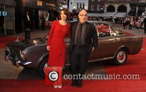 Sally Hawkins and Bob Hoskins