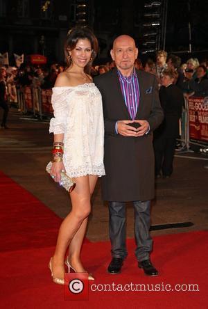 Ben Kingsley and Rosamund Pike
