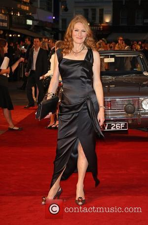 Geraldine James Made In Dagenham - UK film premiere held at the Odeon Leicester Square - Arrivals London, England -...