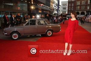 Sally Hawkins Made In Dagenham - UK film premiere held at the Odeon Leicester Square - Arrivals London, England -...