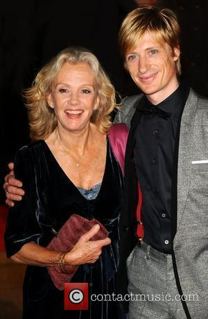 Hayley Mills and Crispian Mills Made In Dagenham - UK film premiere held at the Odeon Leicester Square. London, England...
