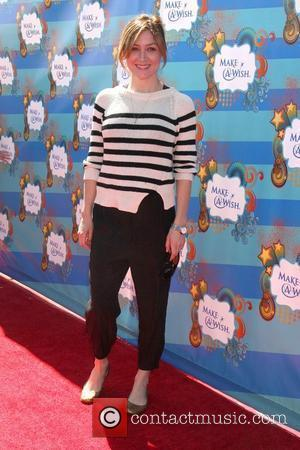 Sasha Alexander Make-A-Wish Foundation host a day of fun at the Santa Monica Pier Santa Monica, California - 14.03.10