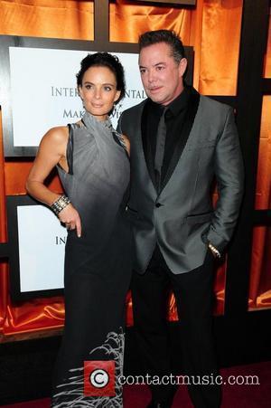 Gabrielle Anwar and Shareef Malnik  The 16th Annual InterContinental Miami Make-A-Wish Ball held at Hotel Intercontinental. Miami, Florida -...