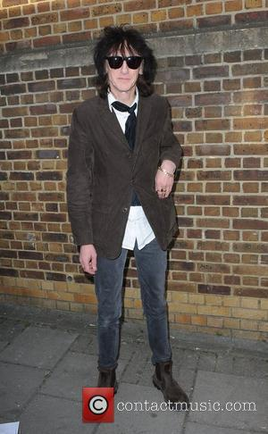 John Cooper Clarke The wake of Macolm McLaren in Camden Town.  London, England - 22.04.10