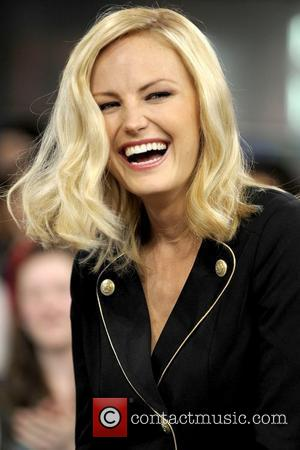 Malin Akerman promotes the upcoming DVD release of her film 'Couples Retreat' on MuchMusic's Much On Demand  Toronto, Canada....