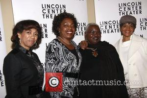 Sweet Honey In The Rock Opening night after party for the Lincoln Center Theater Broadway production of 'A Free Man...