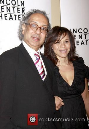 George C. Wolfe and Rosie Perez Opening night after party for the Lincoln Center Theater Broadway production of 'A Free...