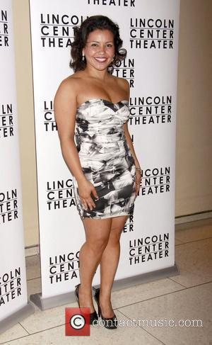Justina Machado Opening night after party for the Lincoln Center Theater Broadway production of 'A Free Man of Color' held...