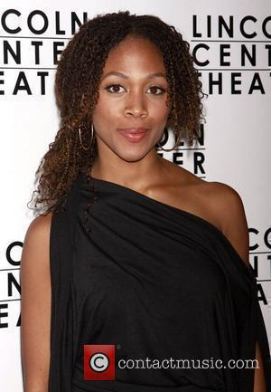 Nicole Beharie Opening night after party for the Lincoln Center Theater Broadway production of 'A Free Man of Color' held...