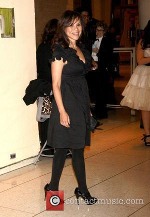 Rosie Perez Opening night after party for the Lincoln Center Theater Broadway production of 'A Free Man of Color' held...