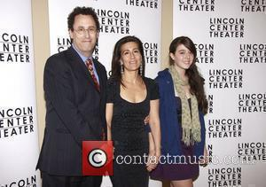 Tony Kushner and Jeanine Tesori Opening night after party for the Lincoln Center Theater Broadway production of 'A Free Man...