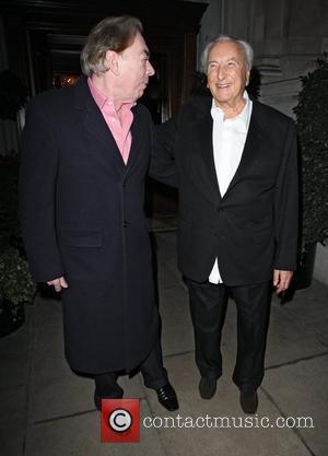 Andrew Lloyd Webber, Cnn, Michael Winner and Piers Morgan