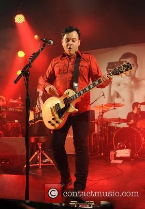James Dean Bradfield and James Dean