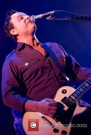 James Dean Bradfield of Manic Street Preachers performs on stage at City Hall Hull, England - 05.10.10