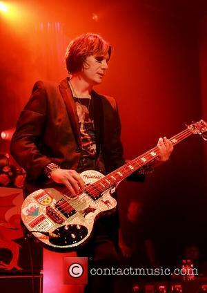 Nicky Wire and Manic Street Preachers