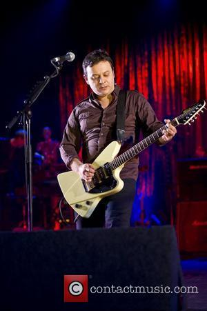 James Dean Bradfield and Manic Street Preachers