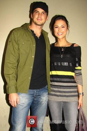 Rick Malambri and guest Mara Santino's birthday party at Lucky Strike Lanes Los Angeles, California - 10.01.09