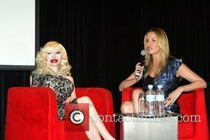 Amanda Lepore and Charlotte Dawson The media launch for the 2010 Gay and Lesbian Mardi Gras Sydney, Australia - 27.02.10