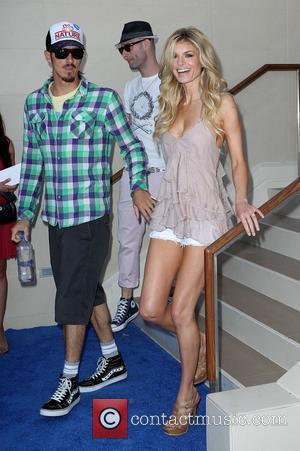 Victoria's Secret Angel Marisa Miller at Wet Republic at MGM Grand Resort and Casino, Las Vegas Las Vegas, USA -...