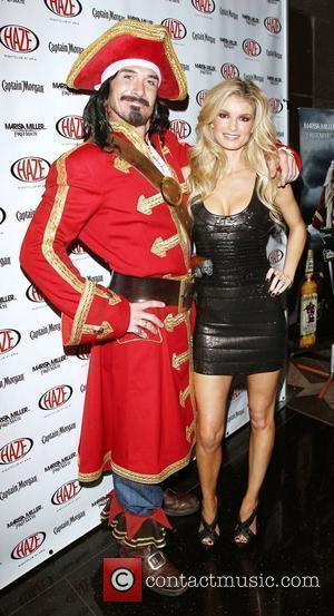 Marisa Miller and Las Vegas