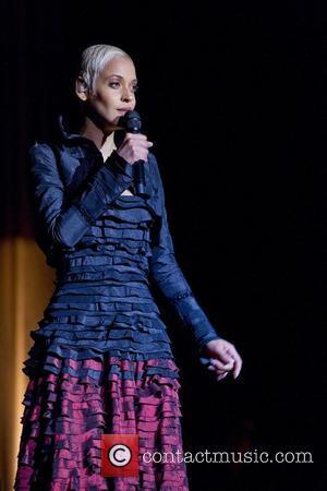 Mariza, Portuguese fado singer, performing live at Coliseu dos Recreios  Lisbon, Portugal - 29.11.10