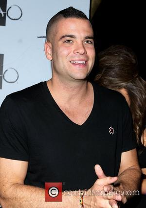 Mark Salling  Glee's Mark Salling celebrates his solo album with The American Red Cross at Tao Nightclub at The...