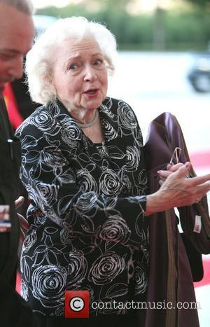 Betty White 12th annual Mark Twain Award for American Humor at the John F. Kennedy Center for the Performing Arts...