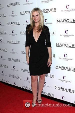 Bonnie Somerville Grand Opening of Marquee Nightclub at The Cosmopolitan of Las Vegas - Arrivals Las Vegas, Nevada - 30.12.10