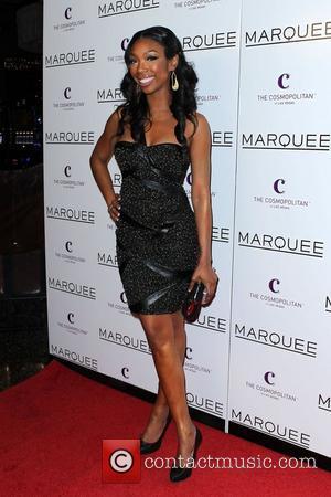 Brandy Grand Opening of Marquee Nightclub at The Cosmopolitan of Las Vegas - Arrivals Las Vegas, Nevada - 30.12.10