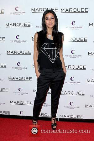 Emmanuelle Chriqui and Las Vegas