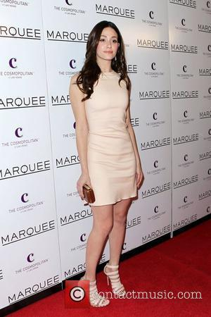 Emmy Rossum Grand Opening of Marquee Nightclub at The Cosmopolitan of Las Vegas - Arrivals Las Vegas, Nevada - 30.12.10