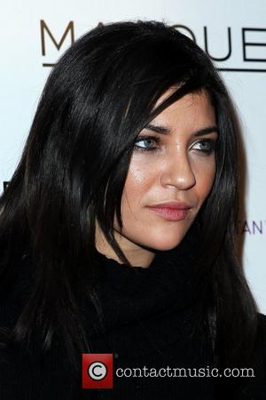 Jessica Szohr Grand Opening of Marquee Nightclub at The Cosmopolitan of Las Vegas - Arrivals Las Vegas, Nevada - 30.12.10