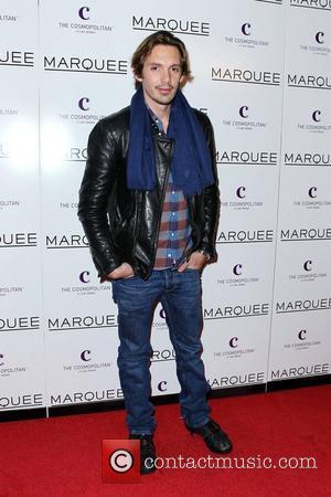 Lukas Haas Grand Opening of Marquee Nightclub at The Cosmopolitan of Las Vegas - Arrivals Las Vegas, Nevada - 30.12.10