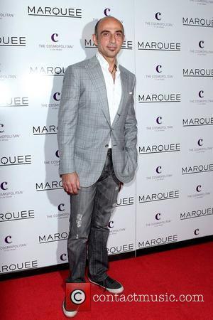 Shaun Toub Grand Opening of Marquee Nightclub at The Cosmopolitan of Las Vegas - Arrivals Las Vegas, Nevada - 30.12.10