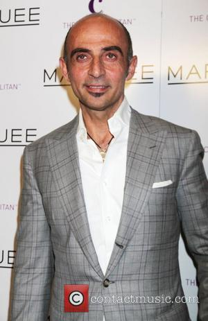 Shaun Toub The Cosmopolitan Grand Opening and New Year's Eve Celebration at Marquee Nightclub in The Cosmopolitan Las Vegas, Nevada...