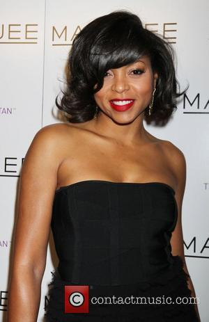 Taraji Henson The Cosmopolitan Grand Opening and New Year's Eve Celebration at Marquee Nightclub in The Cosmopolitan Las Vegas, Nevada...