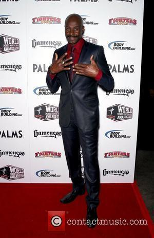 Jerry Rice 3rd Annual Fighters Only Mixed Martial Arts Awards held at The Palms Hotel & Casino - Arrivals Las...