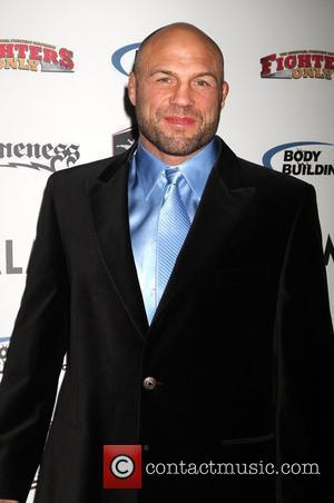 Randy Couture  3rd Annual Fighters Only Mixed Martial Arts Awards held at The Palms Hotel & Casino - Arrivals...