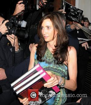 Nancy Shevell,  at the Mary McCartney book launch party at Michael Hoppen Gallery London, England - 21.10.10