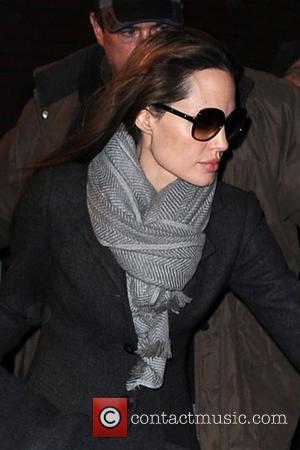 Angelina Jolie and Mary Poppins