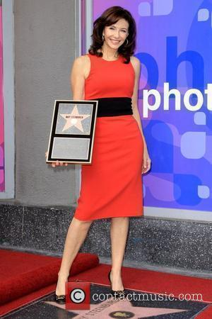 Mary Steenburgen honoured with the 2,395th Star on the Hollywood Walk of Fame Los Angeles, California - 16.12.09