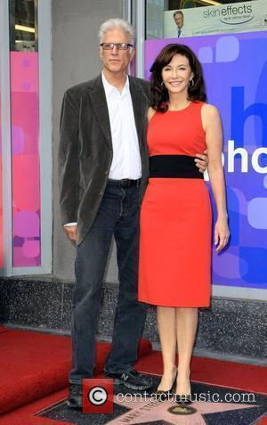Mary Steenburgen and Ted Danson Mary Steenburgen is honoured with the 2,395th Star on the Hollywood Walk of Fame Los...