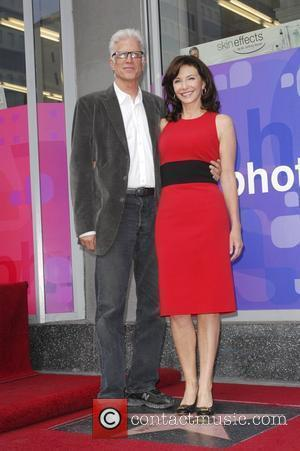 Mary Steenburgen and Ted Danson Mary Steenburgen honoured with the 2,395th Star on the Hollywood Walk of Fame Los Angeles,...