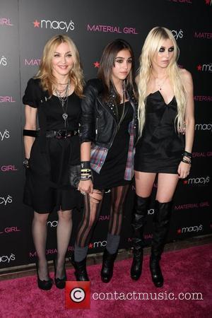 Madonna and Taylor Momsen
